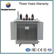 S9 Oil Immersed electrical transformers parts, Non-excitation Tap-changing Transformer of 35kV and Below 200kv transformer