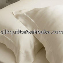 Luxury Solid Color Smooth Mulberry Handmade Sik Pillowcase