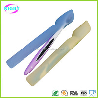 Silicone Plastic toothbrush travel case