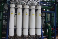 uf ultrafiltration ceramic membrane filters water treatment equipment for wastewater of chemical industry