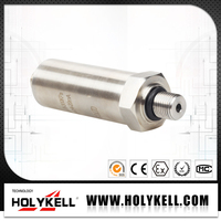 High temperature clamp diaphragm stainless steel flow pressure sensor