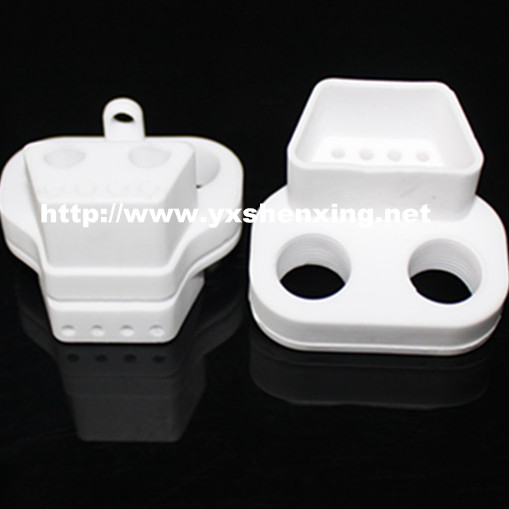 high wear resistance Alumina Ceramic insulation cup