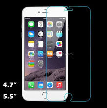 0.26mm Factory Price 9H color tempered glass screen guard for iPhone 5 5c 5s oem/odm