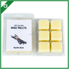 Customized 3.2oz Scented Cube Soy Wax Melts in PVC Clamshell Tart