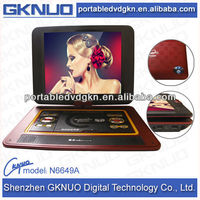 portable dvd player with fm