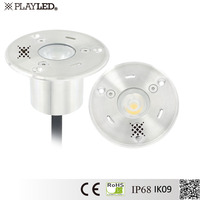 5w Ip68 Waterproof Underwater Light Ss316
