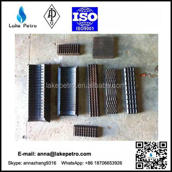 API manual Tong Dies and Inserts, manual tong dies and slip inserts