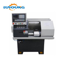 Low Price Horizontal CNC Metal Mini Lathe Machine Price CK0640 with CE