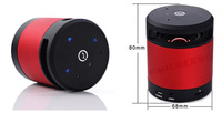 OEM Bluetooth Speakers Mini Colorful Touch Screen Bluetooth Speaker
