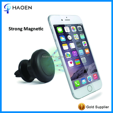 Car holder for mobile phones magnetic air vent car mount tablet cellphone smart holder 360 rotation