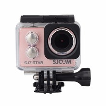 2017 SJCAM SJ7 STAR 6 Zoom WIFI Ambarella A12 dome sjcam sj7wifi action camera Car Mode sport cam made in China