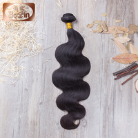 Cheap wholesale Indian Qingdao Body wave virgin hair extension