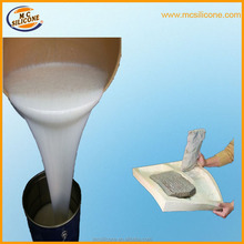 Supply liquid silicone rubber for artificial veneer stone molds