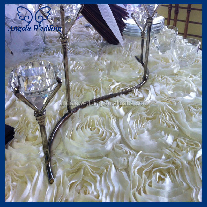 CL018J Wholesale fancy elegant beautiful polyester purple wedding ...