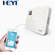 GSM Android iOS iPhone Smartphone APP Wireless Home Burglar Security Alarm
