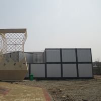 Best Price Commercial Prefabricated 40Ft Used Cargo Containers For Sale/Self Contained House