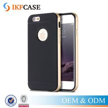 Luxury Hybrid PC Frame+Soft Silicon TPU Protective Back Cover Cases For iPhone 5 5S SE