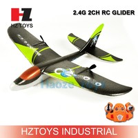 2.4G 2CH hang glider plane model with EPP.