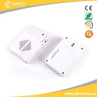 Light activated voice box,recordable sound module with motion sensor