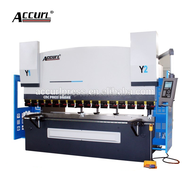Accurl Press Brake, manual sheet bending machines with low cost