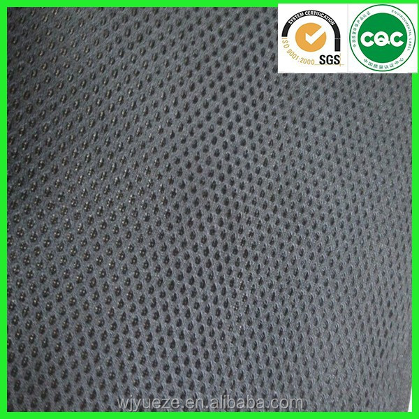 3d air mesh fabric for motorcycle seat cover,mesh material fabric