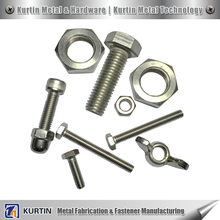 stainless steel hex head cap screws manufacturer in india