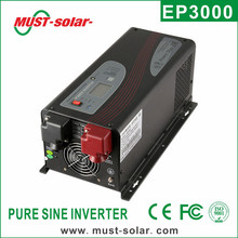 12v DC 220V AC Pure Sine Wave Intelligent 1000W Power Inverter with Battery Charger