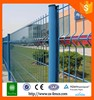 Outdoor high voltage security fence