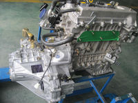 Band New Toyota 2AZ-FE 2.4L VVTi EFI bare engine, long block engine