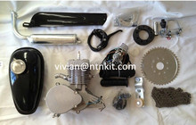 2 stroke 80cc gas bicycle engine kit/kit motor bicicleta/gas bicycle tricycle motor kit