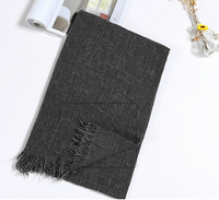 Fashion Korean Style Scarf Artificial Wool Scarves Long Scarf Wrap Shawl