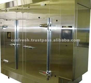 Batch Type Quick Food Freezer with CAS Function (20 Tray Type)