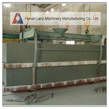 Automatic aac fly ash block cutting machine in brick making machinery