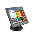 Desktop 8 Inch LCD Monitor 800&600 Resolution Touch Screen Available