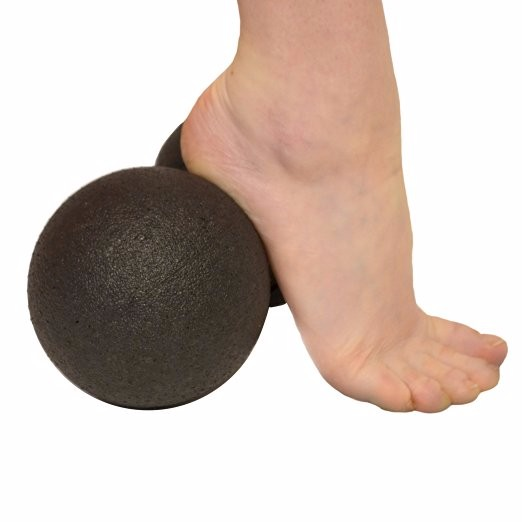 Custom Gym ball, Peanut massage ball, Yoga Massage Ball