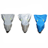 PEVA Materail Silver Motorcycle Seat Cover