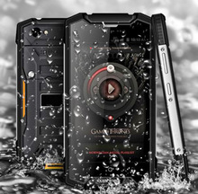 Unlocked 4G LTE Military Tough Rugged Waterproof Mobile Phone HR509