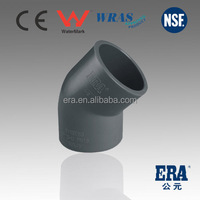 High Pressure PN16 ERA PVC 45 degree elbow