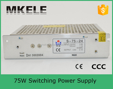 S-75-24 meanwell led lighting switching power supply 24v 3a power supply circuit 24v 3a switching power supply