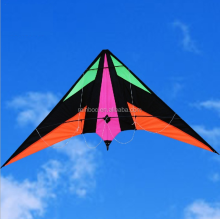 Cheap logo printed outdoor polyester promotional kites