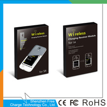 High Effective POWERQI N100 Wireless Charger Receiver Module for Samsung Galaxy S4 i9500 CE FCC ROHS
