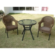 Promotion All Weather 100% Handmade outdoor peacock chair rattan