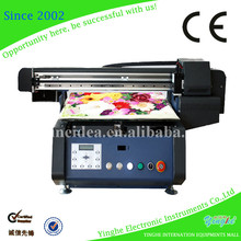 Good service ceramic wood resin skirting line uv printer