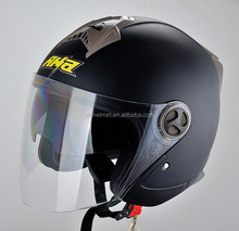 YM-625 european style safety half face helmet Infrared motorcycle helmets snell open face motorcycle helmet