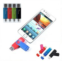 promotion gift cheapest OTG usb flash drive with logo