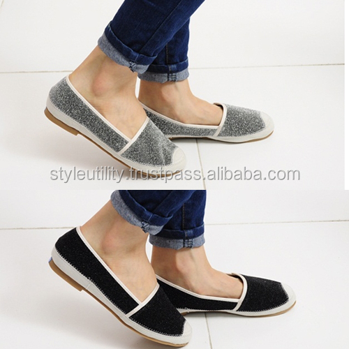 2scd0853 pirl slip-on rubber outsole shoes Ollie Made in korea