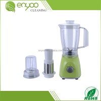 2 in 1 professonal High speed Multi-Function electric Blender with Glass Jar and Chopper