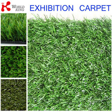 Outdoor grass turf and mini golf carpet