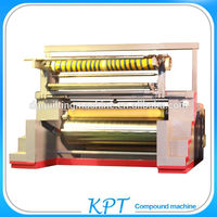 Factory High Quality PUR Hot Melt Glue Laminating Machine for TPU film with fabric laminating
