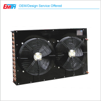 Refrigeration Capacity 2.5 Ton 410a Condenser For Refrigeration System